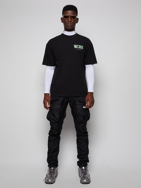 Who T-Shirt Black