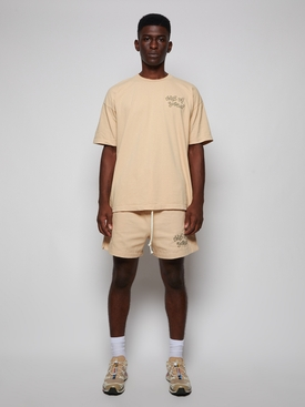 Rubble T-Shirt Beige