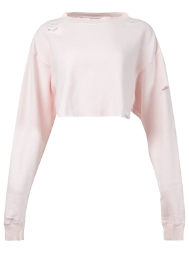 THE MOON PULLOVER ROSE