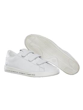 7 MONCLER FRAGMENT HIROSHI FUJIWARA Fitzroy velcro sneakers WHITE