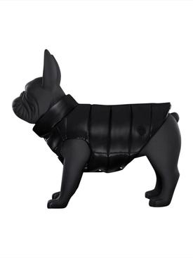 Poldo Dog Couture x Moncler Vest BLACK