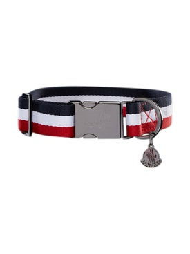 Moncler Genius - Poldo Dog Couture X Moncler Tricolor Collar - Pet Accessories