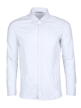 Neil Barrett - Woven Button-down Shirt - Men