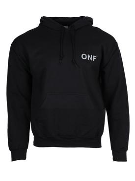 ONF logo Hoodie black