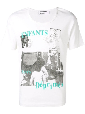 Enfants Riches Deprimes - Le Television T-shirt - Men