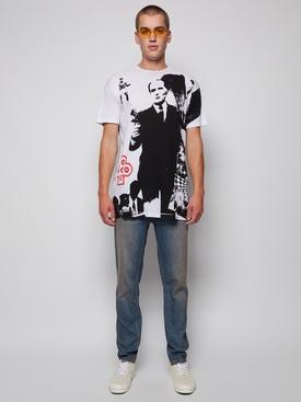 Horizontal Decline T-Shirt