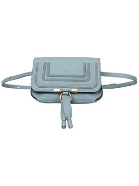 Marcie Belt Bag, Faded Blue