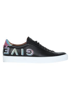 Givenchy - Upside-down Logo Urban Street Sneaker Black - Men