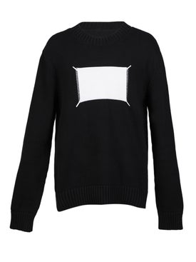 Maison Margiela - 'memory Of' Label Knitted Sweater - Men