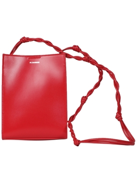 Small Tangle Bag, Bright Red