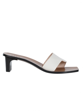 Leadri Sandal, Ice White
