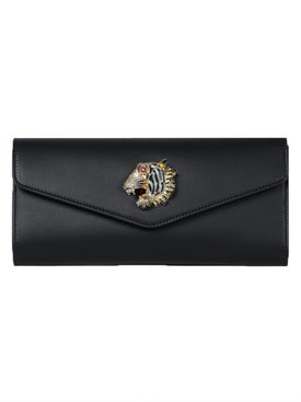 Gucci - Broadway Clutch With Tiger - Women