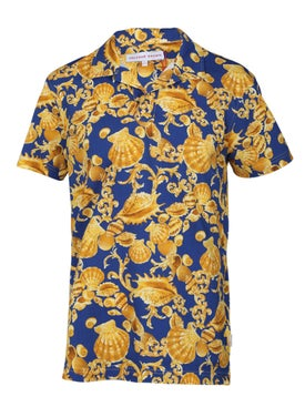 Orlebar Brown - Felix X Baroque Seashell Polo - Men