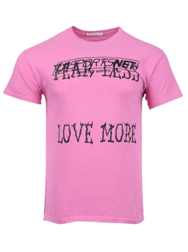 Ensemble - Pink Bowling T-shirt - Men