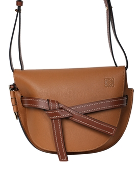 small gate bag LIGHT BROWN