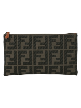 Fendi - Medium Ff Logo Pouch - Women
