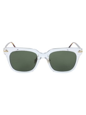Linda Farrow - Square Empire D-frame Sunglasses - Men