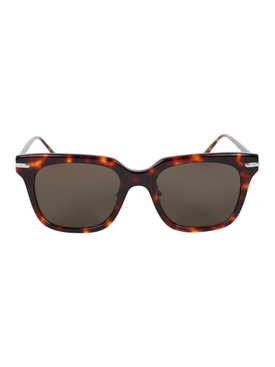 Linda Farrow - Tortoiseshell Empire D-frame Sunglasses - Men