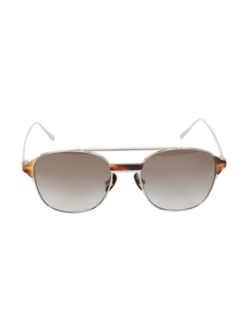 Linda Farrow - Reed Sunglasses Brown - Men