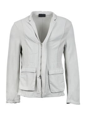 JACKET PERTH LIGHT GREY