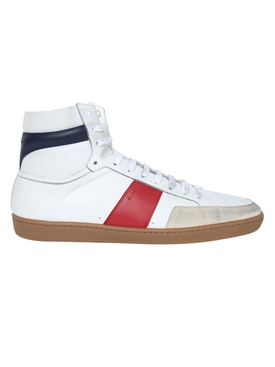 Suede Hi Court Classic Sneaker