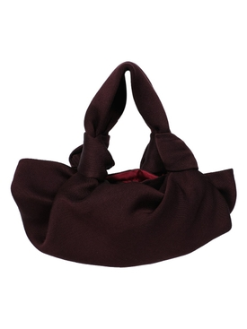 Dark Plum Ascot Two Bag
