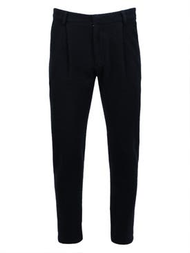 The Elder Statesman - Woven Pleat Cali Trousers - Men