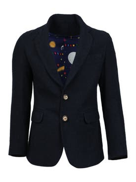 The Elder Statesman - Woven Suit Jacket - Men