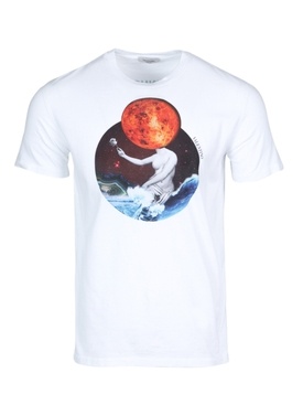 Valentino - Venus Print T-shirt White - Men