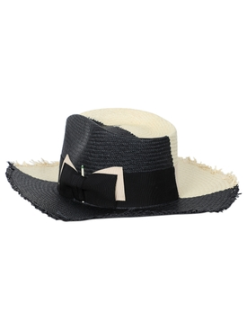Nick Fouquet - Tree Bones Straw Hat - Men
