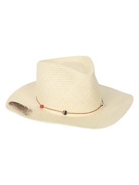Nick Fouquet - Sand Dollar Beach Straw Hat - Men