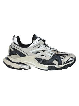 Balenciaga - Multi-panel Track 2 Sneaker Beige/black - Men