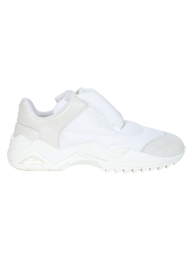 Future nylon sneakers WHITE