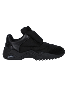 Future nylon sneakers BLACK
