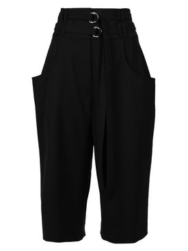 Proenza Schouler - Cropped Wool Pants - Women