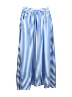 Jil Sander - Striped Madie Skirt - Women