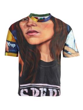X Chloe Wise Museum T-shirt