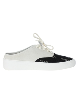 Fear Of God - Logo Print Backless Sneaker - Men