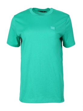 Face T-shirt EMERALD GREEN
