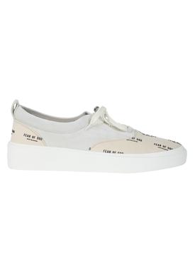 101 Lace-up sneakers BONE/CREAM
