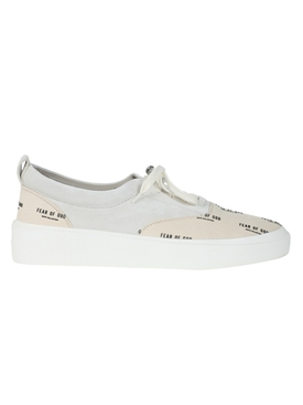Fear Of God - 101 Lace-up Sneakers Bone/cream - Men