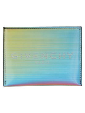Givenchy - Iridescent Logo Card Holder - Men