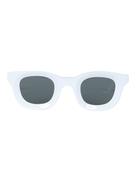 Thierry Lasry - X Rhude White Rodeo Sunglasses - Men