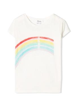 Kids Rainbow Print T-shirt