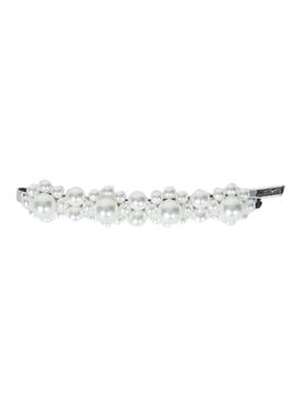 Pearl Cluster Hair Clip