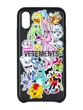 Vetements - Monster Sticker Phone Case Iphone Xs - Men