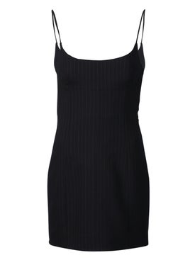 Alexanderwang - Tailored Cami Dress, Navy Pinstripe - Women