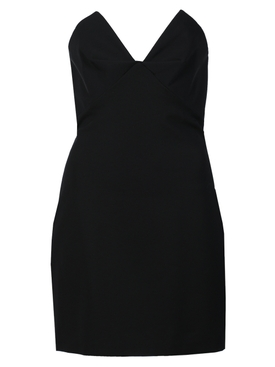 Cushnie - Strapless Bustier Mini Dress - Women