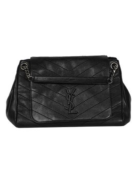 Saint Laurent - Nolita Shoulder Bag, Black - Women