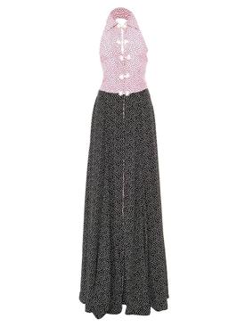 Black Fortuna Dress